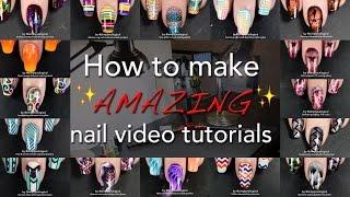 كيفية جعل مذهلة مسمار دروس الفيديو