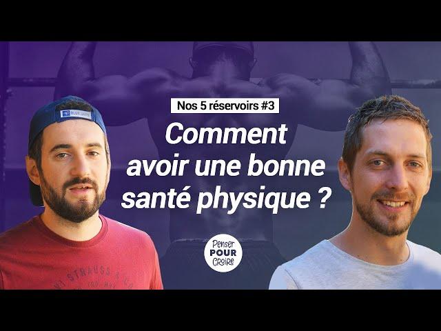 Comment garder la forme physique ?  |  Podcast