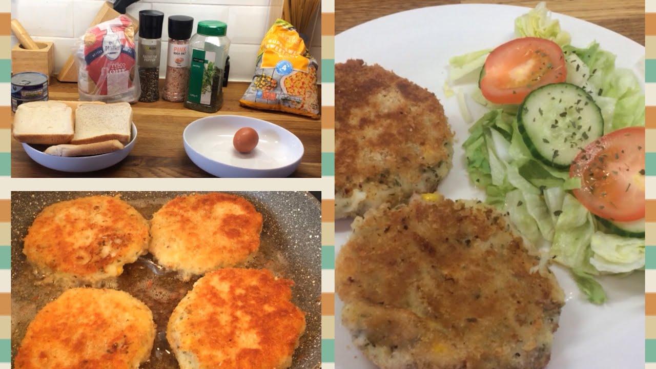 Gordon Ramsay Tuna Cakes Recipe