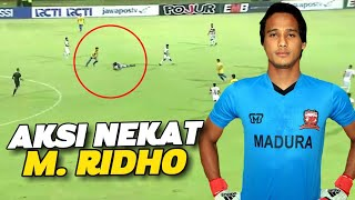 Download Video KIPER DEWA MADURA UNITED !! Pantas Saja Cilegon United Tidak Bisa Bobol Gawang M. Ridho MP3 3GP MP4