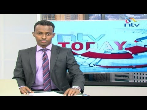 News and information on NTV Today with Hudheifa Aden