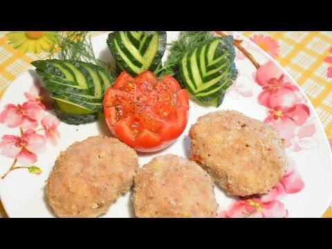 Овощные котлеты в духовке - пошаговый рецепт с фото на