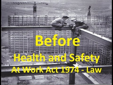 Health and Safety inexistent in London & Queensland around 1950s/1960s RICO.TV Extended version