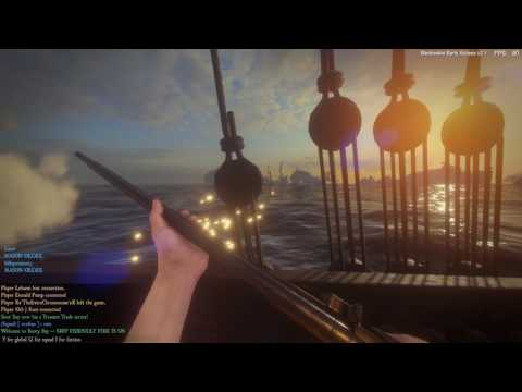 Blackwake - Pirates - Team Deathmatch - Not Outmatched, Nor Outgunned, but Certainly Short on Supply