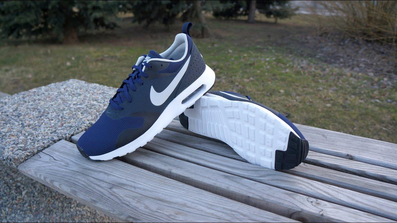 uk availability 5bec6 c927c Nike Air Max Tavas Dark Blue