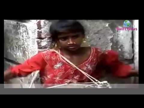odhli chunariya tere naam ki | Indian girl street singer India