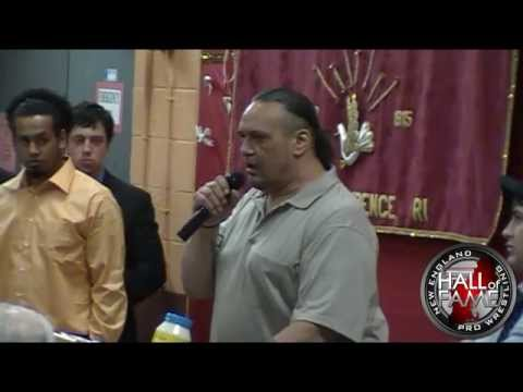 WWF Headshrinker Samu Inducted Into NEPWHOF Class of 2011
