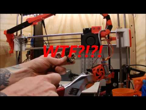 How To Change A Nozzle For All The Wrong Reasons