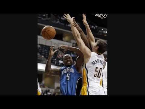 Tyler Hansbrough - Indiana Pacers 2010 *HD*