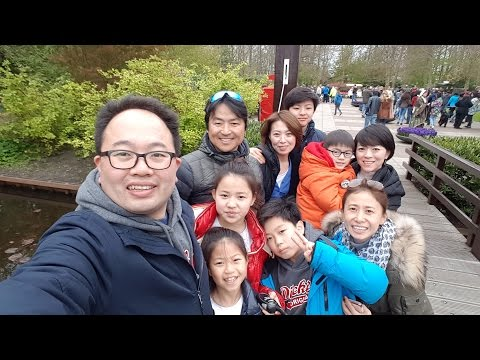 2017 Short Trip to Netherlands