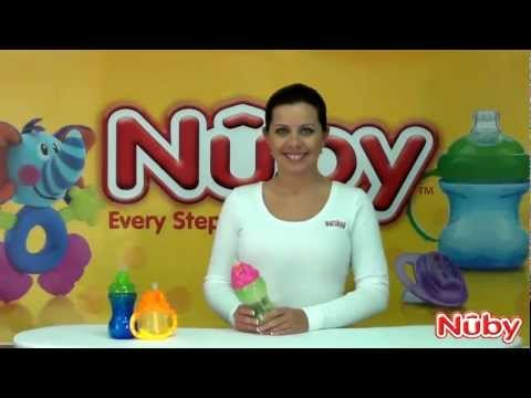 Nuby No-Spill Flip-It