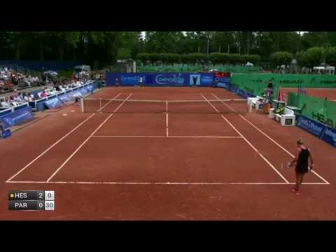 Hesse Amandine v Parmentier Pauline - 2017 ITF Contrexeville