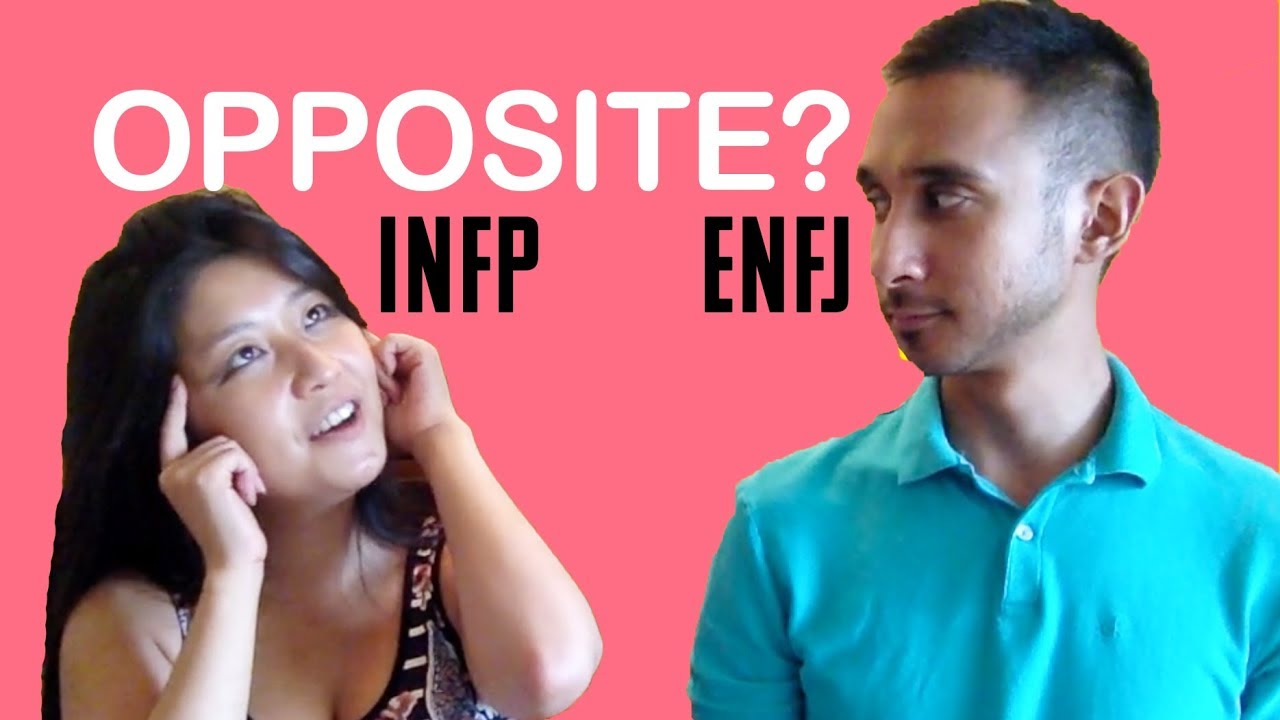 INFP and ENFJ Interaction: Mirrored Functions?