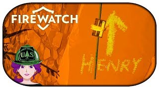 Firunja spielt: FIREWATCH #17 - Und so klärt sich alles auf...