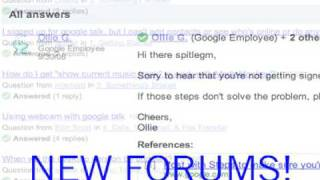 Introducing the Google Help Forums thumbnail