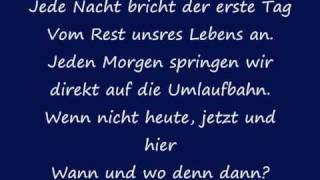 Cassandra Steen-Darum leben wir(+lyrics)