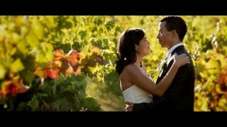 Romantic Elopement in Napa, California - Madrona Manor