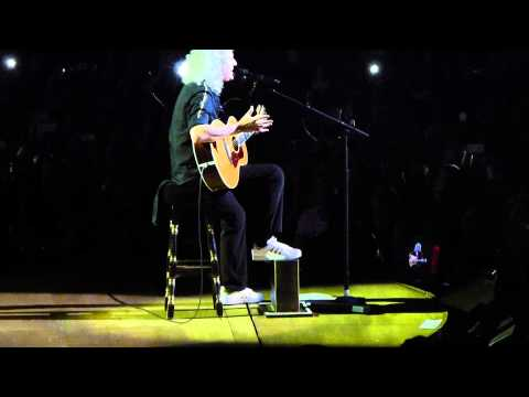 Queen - Adam Lambert - Love Of My Life - Sao Paulo - September 16th