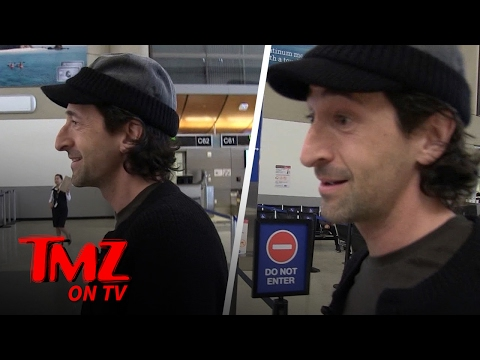 Adrien Brody Is Banned From SNL?!  TMZ TV