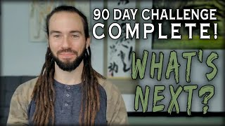 90 Challenge Complete | What's Next for Natural Mobility