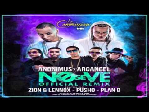 No Se Ve (Remix) - Anonimus Ft. Plan B,...