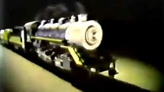 Tyco 'Clementine' Model Train Commercial (1979)