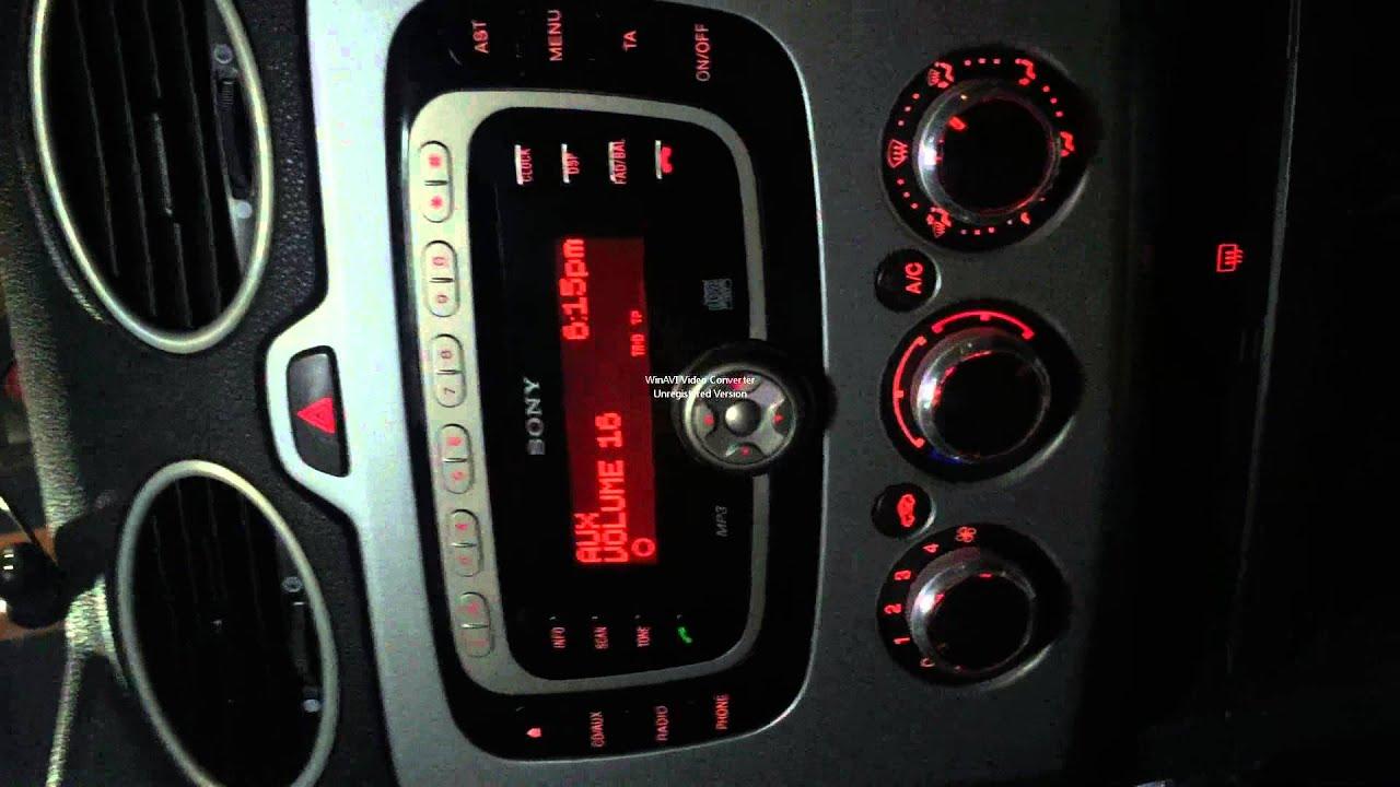aux gİrİŞİnden usb ve bluetooth eklemek İsteyenler focus mk1 focus