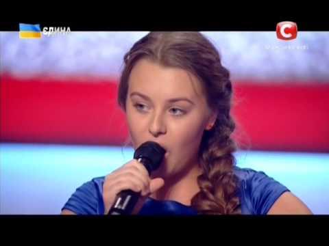 «Х-фактор-5» /Валерия Симулик – Set Fire To The Rain(Adele cover)/ Харьков (23.08.2014)