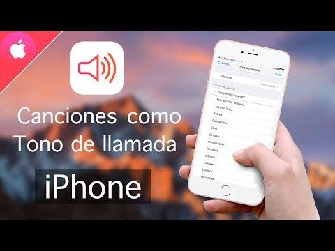 Poner una canción como tono de llamada en tu iPhone