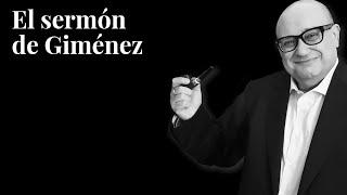 'El sermón de Giménez' | Giménez le corta la coleta a Pablo Iglesias
