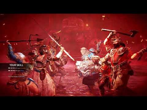 For Honor: Going gold with glad  