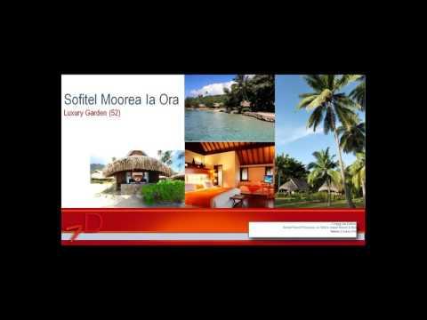 Sofitel French Polynesia & Le Thah'a Island Resort - webinar del 21 Marzo