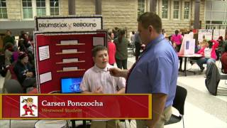 Science Fair Showcases Middle School Projects
