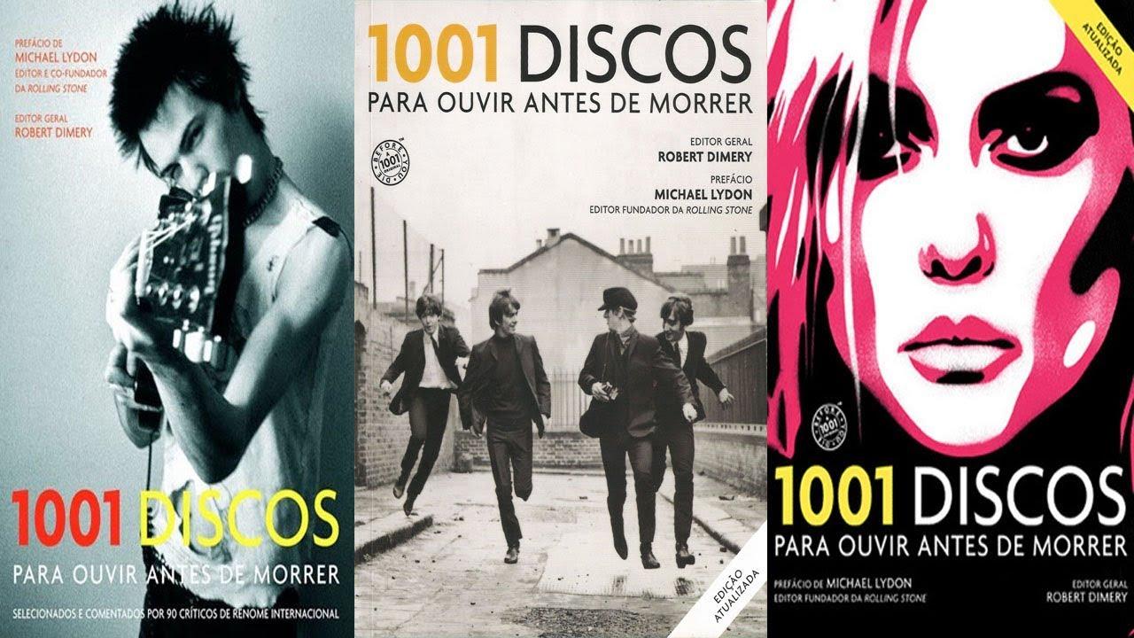 1001 discos para ouvir