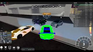 roblox Vehicle Simulator races part 1
