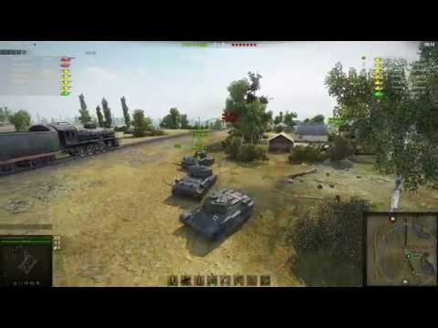 World of Tanks Skirmish Battles | Tier 6 | Prokhorovka