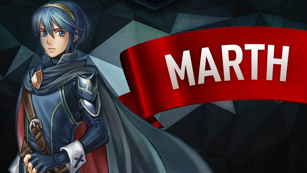 Marth Melee - Super Smash Academy