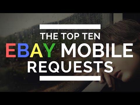E60: 10 Major eBay Mobile Complaints addressed at eBay HQ. Sunglasses Giveaway!