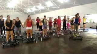 Jump -Pitbull - Fireball ft. John Ryan/Prof. Giselle Rosa