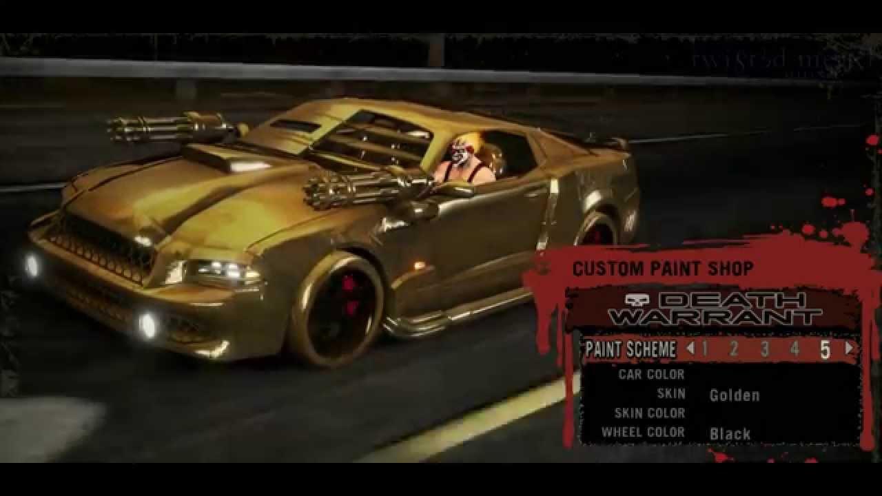 Best Car Twisted Metal