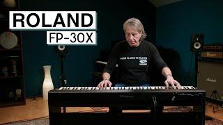 Showcase #9 - Roland FP-30X