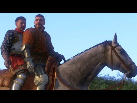 Мэддисон играет в Kingdom Come: Deliverance #17 - Финал