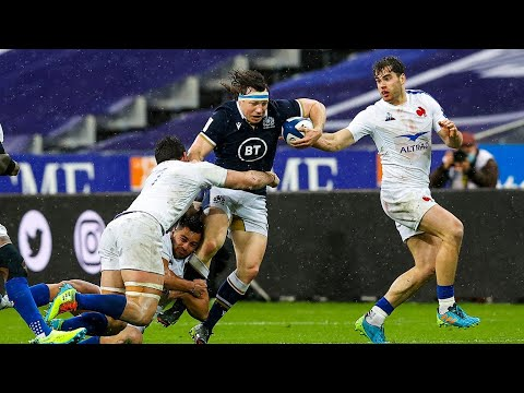 HIGHLIGHTS | France v Scotland