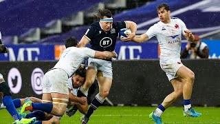 HIGHLIGHTS   France V Scotland