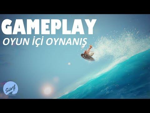 "Surf World Series - Sörf yapmak isteyenler buyursun ""PC Oynanış heyecanlı dakikalar"""