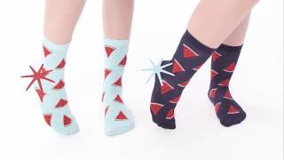 Neşeli Çoraplar Çok Moda   Bross Tekstil