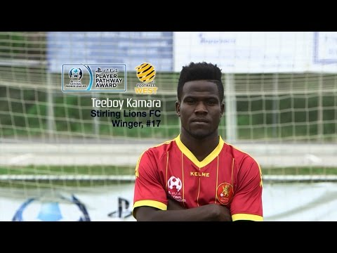 PS4 NPL Ones to Watch | Teeboy Kamara