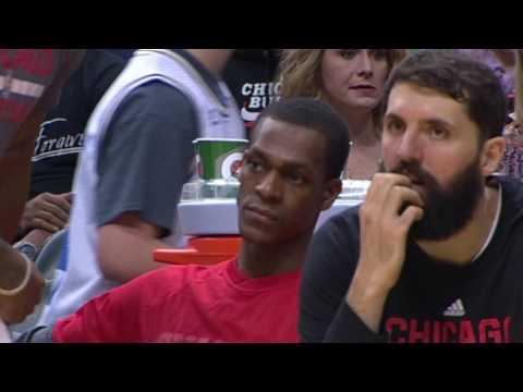Chicago Bulls vs Indiana Pacers | December 30, 2016 | NBA 2016-17 Season