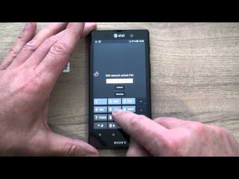 Sony Xperia ion HSPA - LT28H dekodiranje pomoću koda