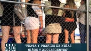 """""""Trata y tráfico de niños/niñas y adolescentes"""""""